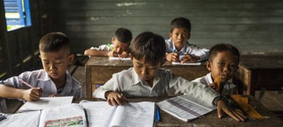 Floating Village School Project (Cambodia)