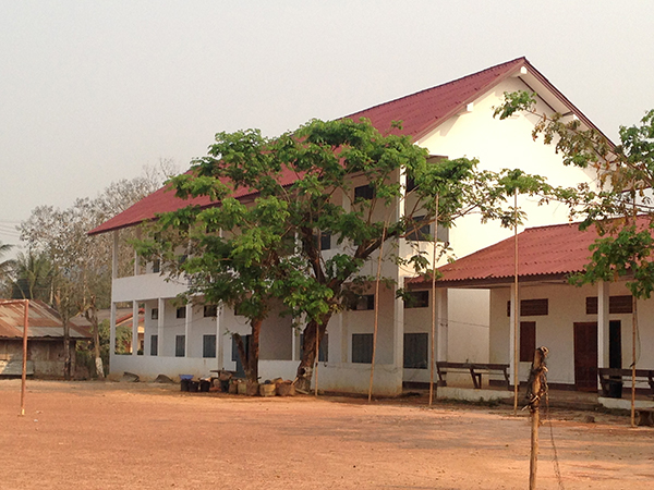 RP Foundation Constructs New Facilities at Nambark Ethnic School