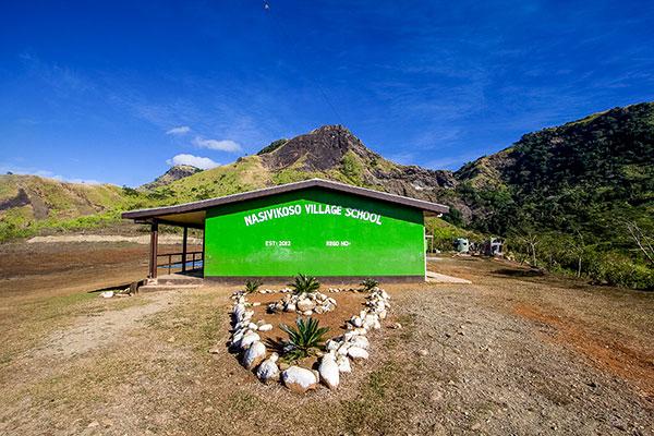 RP Foundation Furnishes Nasivikoso School and Teachers' Houses