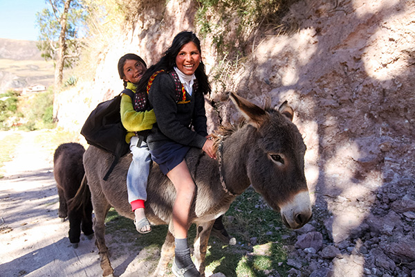 Sacred Valley Project Expands Reach