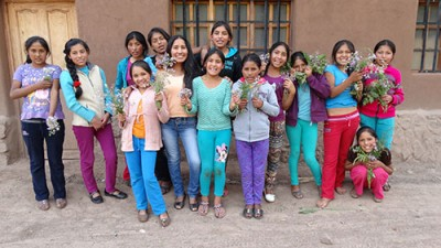 Peru (Sacred Valley) Education Fund